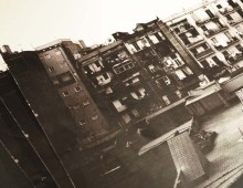 LON – Cityscape Poster