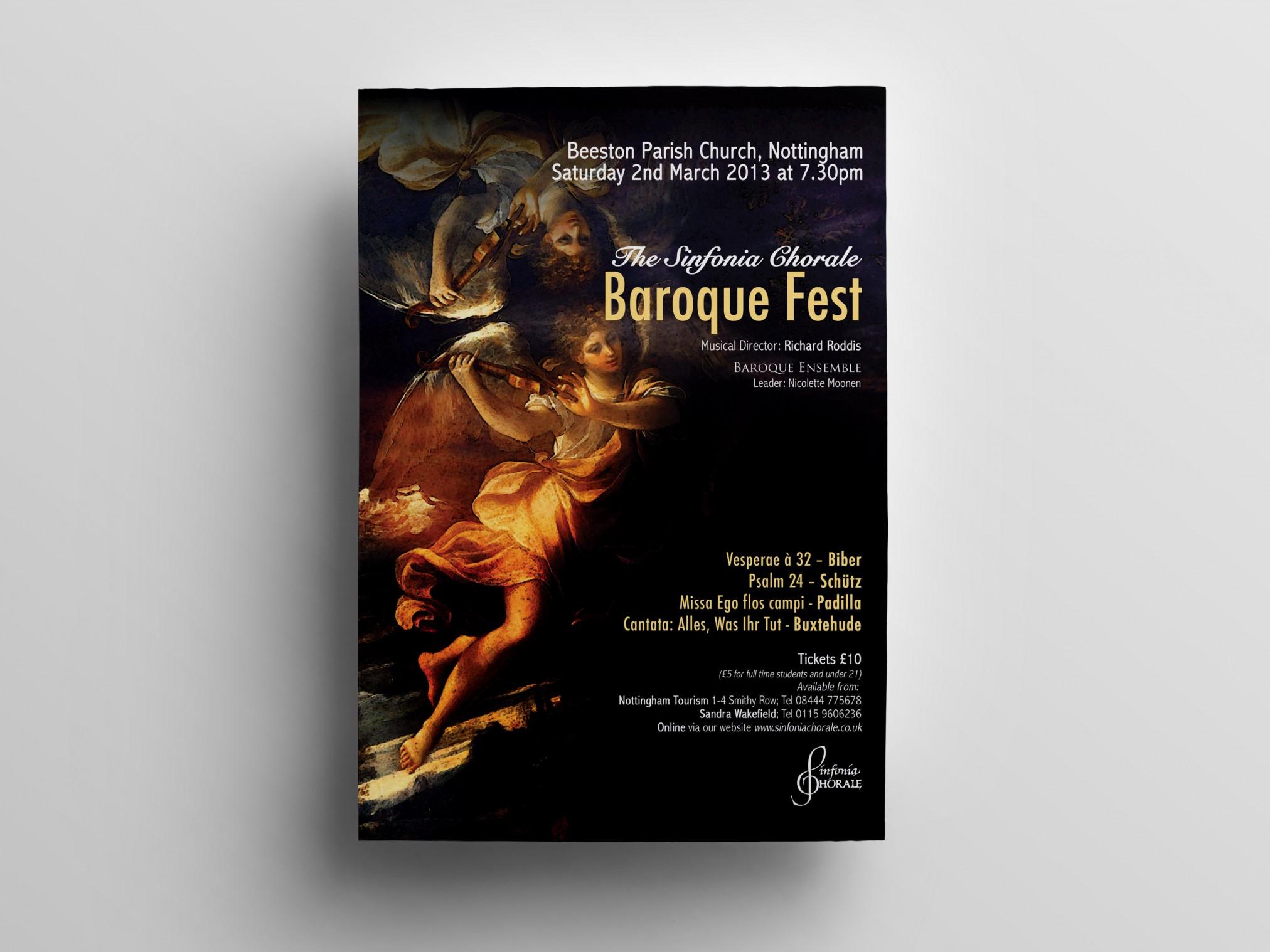 Baroque Fest Sinfonia