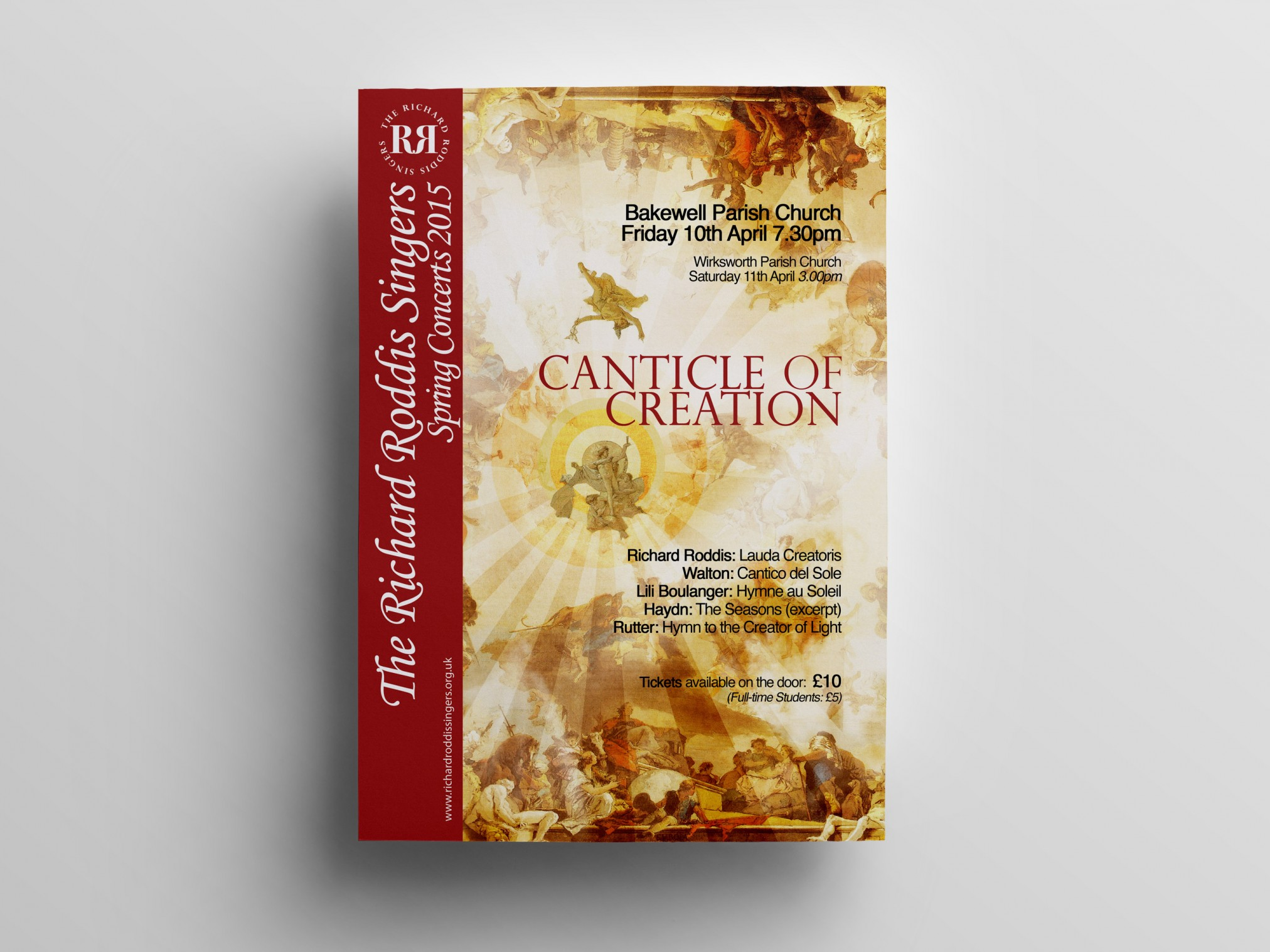Canticle of Creation RRS