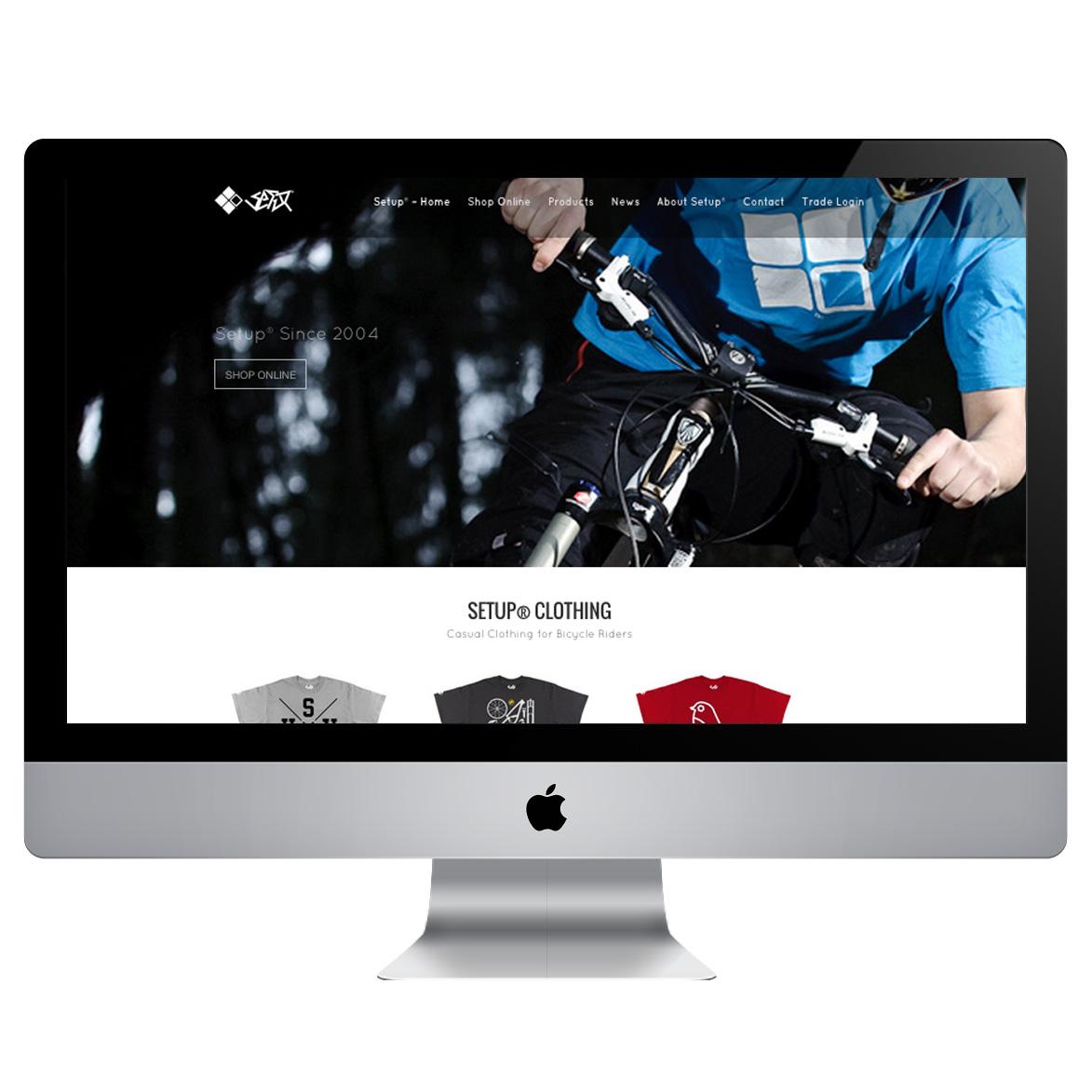 setup web 15